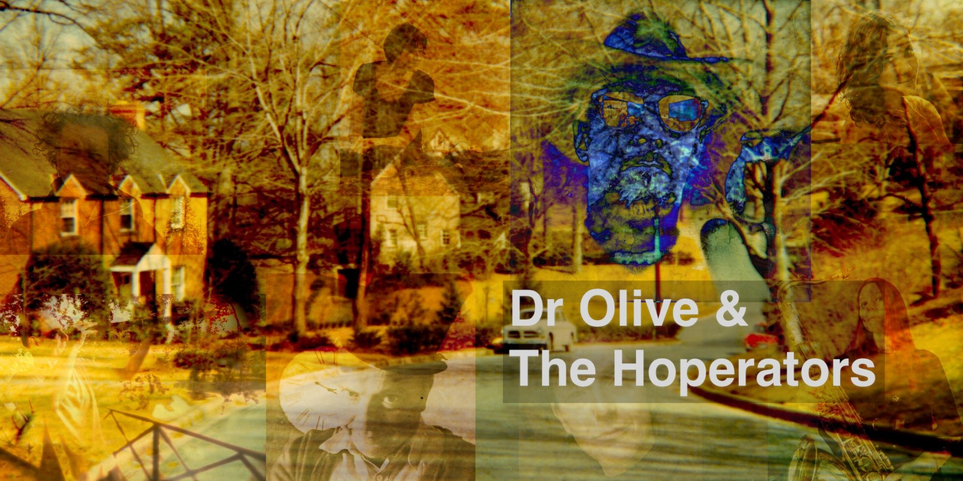 Dr Olive & the Hoperators